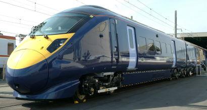 Railnews - Intercity Express Bid Looks To Environment