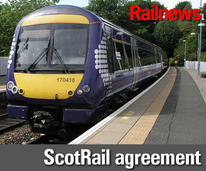 RAILSCOT   Conductors to stay on ScotRail routes [Rail News]