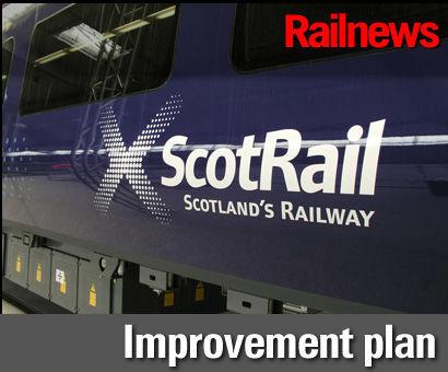 Railnews - Major improvement plan for struggling ScotRail