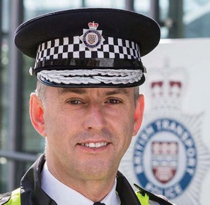 Chief Constable Paul Crowther