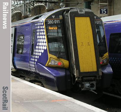 Railnews - ScotRail set to survive after standards rise