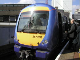 The Essex Thameside franchise was originally let as LTS, and is currently branded c2c
