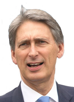 """I can announce today that the Government's preferred option for High Speed Rail north of Birmingham will be for two separate corridors...""–Philip Hammond"