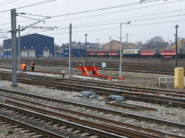 Old Oak Common near Paddington: named as future site of HS2 tunnel portal