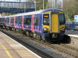 It had been intended that Class 377s on the Thameslink route would be returned to Southern in 2013