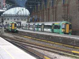 Picture of Southern trains