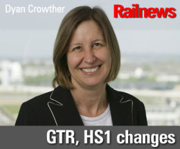 Dyan Crowther to leave Govia Thameslink