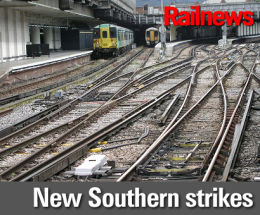 New war of words on Southern strike day | Railnews | Today's