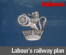 Corbyn confirms Labour rail nationalisation plans