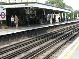 The strike is expected to reduce the number of trains on the District Line's various branches