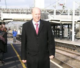 Transport secretary Chris Grayling