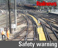 Major safety concerns highlighted by Network Rail chief