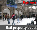 Station upgrade boosted local jobs and property