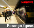 Up, up and still upwards: passenger figures rise again