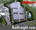 Time is running out for objections to railfreight plan