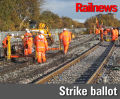 RMT members to vote after Network Rail pay talks fail