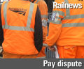 RMT confirms new strikes over Network Rail pay