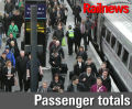 Passenger figures break 90-year record