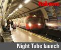 RMT promises 'extreme vigilance' as Night Tube starts