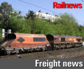 'Passionate' DfT minister launches major railfreight strategy