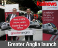 'Transformative' Greater Anglia franchise starts