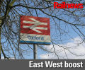 East West rail link details expected in New Year