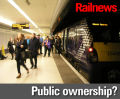 Scottish Government considers rail nationalisation