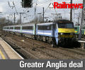 Mitsui to own 40% of Greater Anglia franchise