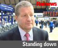ScotRail chief Phil Verster in surprise resignation