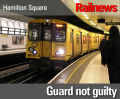 Merseyrail guard on safety charge is acquitted