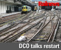 RMT urges 'no interference' as Southern DCO talks restart