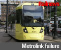 Metrolink outage 'not cyber attack'