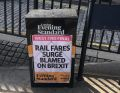 Rail industry braces for fare increase decision