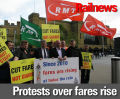 Fares rise leads to fresh calls for renationalisation
