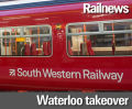 First, MTR take charge on South Western