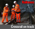 Major milestone for Crossrail as track is completed
