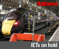 GWR withdraws new IE trains for upgrade