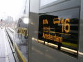 Eurostar previews new London-Amsterdam service