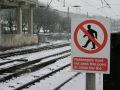 Late winter snow tightens its grip on railways