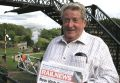 Railnews chairman Sir William McAlpine dies