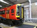 National Rail trains to score heritage first