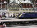 Passenger figures down again