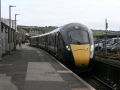 First Intercity Express runs from Cornwall