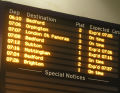 ORR condemns timetable chaos: Grayling promises reform
