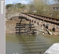 Storm-damaged Welsh line to be closed for months