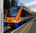 Delayed Aventras start running on London Overground