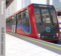 CAF wins order for new DLR trains