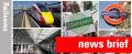 Bridge problems block Warwickshire railway